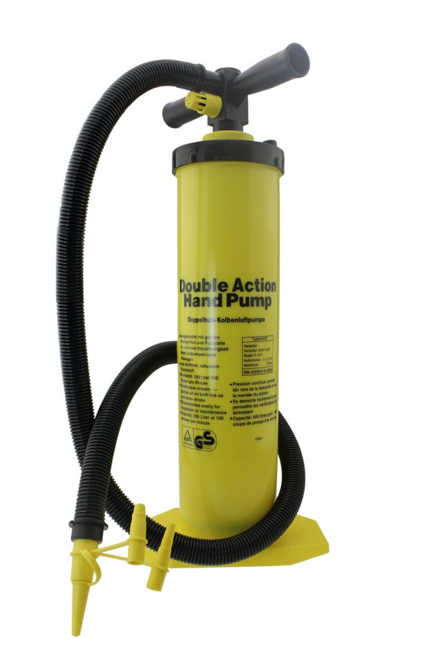 200 Liter Double Action Hand Air Pump