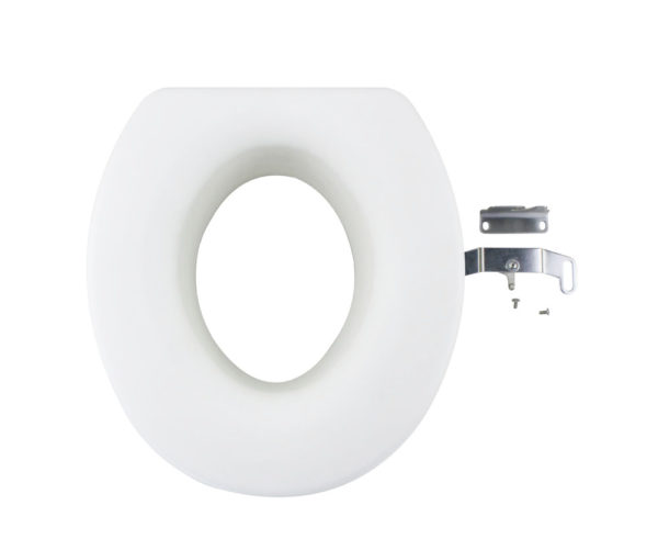 Sensational 4 9 Inches Quick Install Assisting Elevated Raised Toilet Theyellowbook Wood Chair Design Ideas Theyellowbookinfo