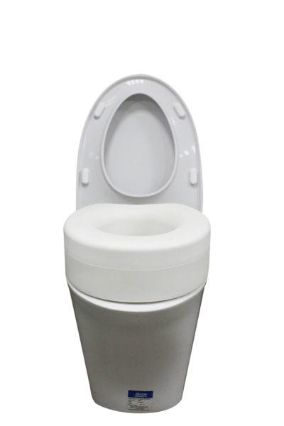 Brilliant 4 9 Inches Quick Install Assisting Elevated Raised Toilet Uwap Interior Chair Design Uwaporg
