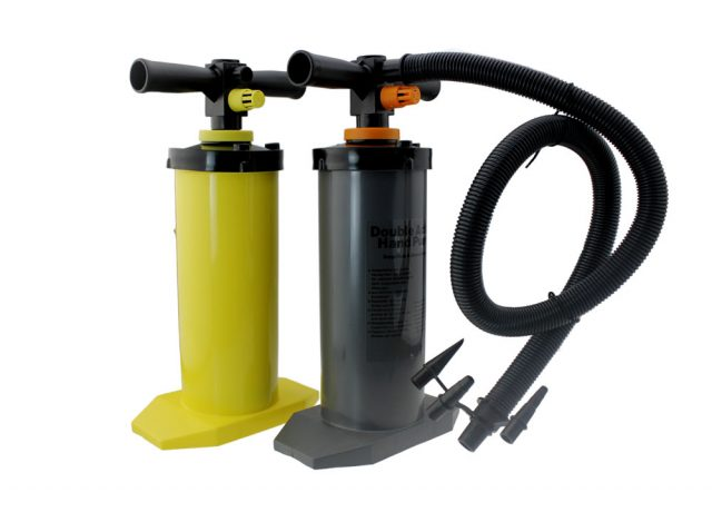 80 Liter Double Action Hand Air Pump P-0613S