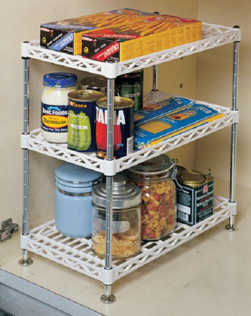 Alum Rack Diy Display Shelf H-0373A