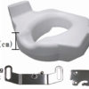 Assisting Elevated Raised Toilet Seat With Handles (Universal type) Parts A0148C