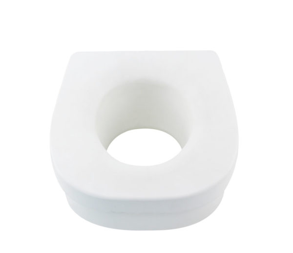 Elevated Toilet Seat-Round A-0137B