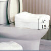 Elevated Toilet Seat-Round A-0137B Schematic Diagram