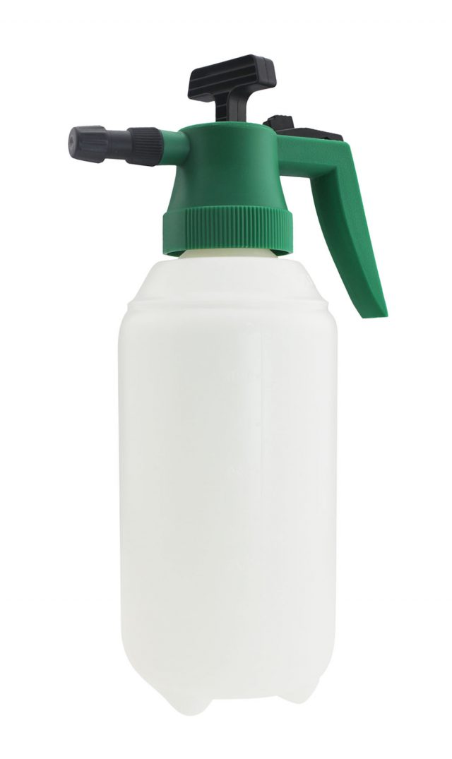 Gardening 1.18L Manual Pump Sprayer