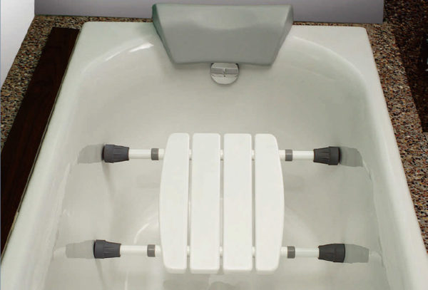 """Multi-Functional Bath """"Foot Or Back"""" Rest"""