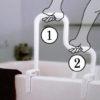 Multi Grip Tub Safety Assisting Bar A-0132B6 Schematic Diagram