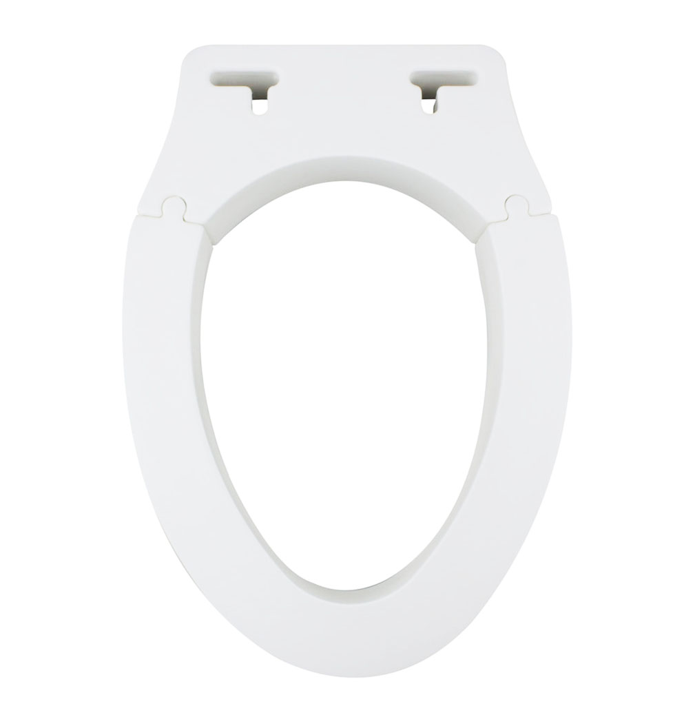 Removable Elevated Raised Toilet Seat Elongated Type Shih Kuo Enterprise