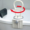 Rotating Bath Tub Safety Assisting Rail A-0151E