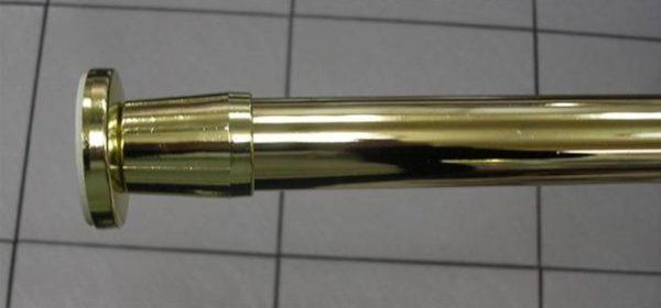 Shower Rod W Adjustable Flange Shih Kuo Enterprise Co Ltd