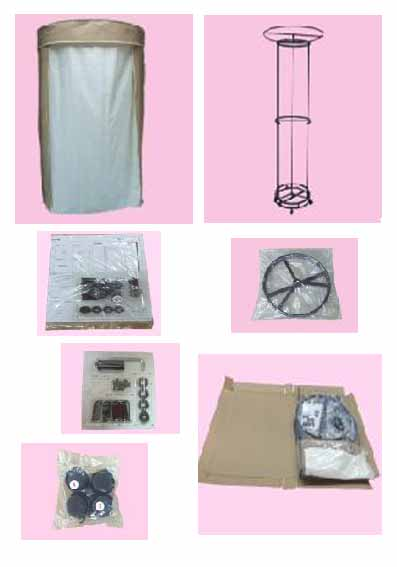 Circumrotating Clothes Rack (Set Hanger) DH-4000