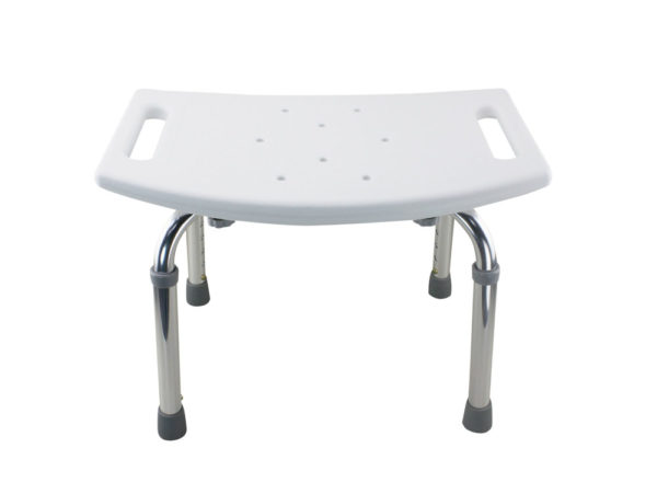 Tool Free Legs Adjustable Bathroom Safety Shower Tub Bench Chair U2013 Glossy  Type A