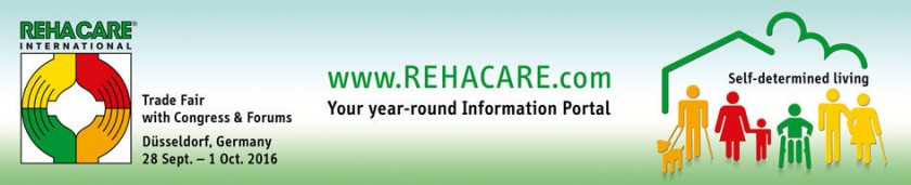 2015/10/14~10/17 Germany REHACARE 2015 Exhibition