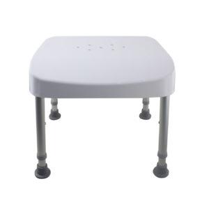 Tool Free Legs Adjustable DURA Shower Tub Chair A-0231A