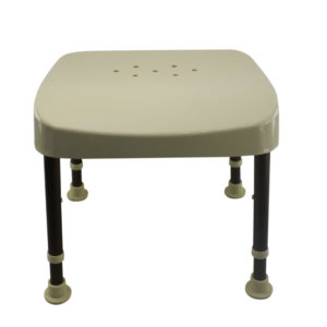 Tool Free Legs Adjustable DURA Shower Tub Chair A-0231A1